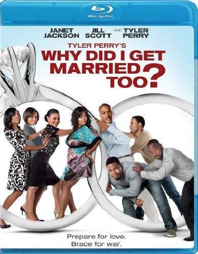 Tyler Perry's Why Did I Get Married Too? [Blu-ray] DVD