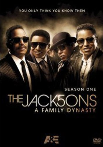 The Jacksons: A Family Dynasty DVD