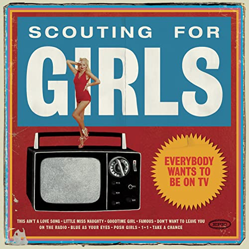 CrimsonRain.Com [Album] Scouting For Girls - Everybody Wants To Be On TV