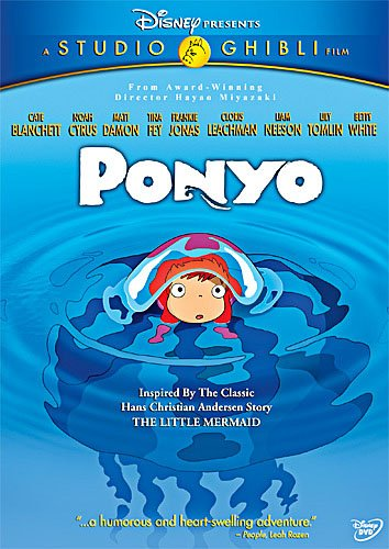 Ponyo cover