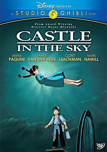 Castle in the Sky cover