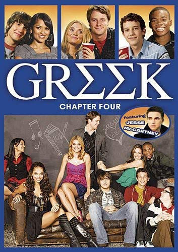 Greek: Chapter Four - 3 Disc DVD DVD