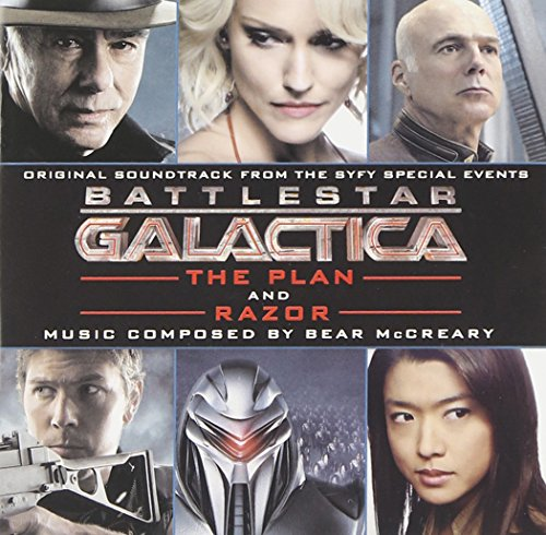 Battlestar Galactica &#8211; The Plan (2009)