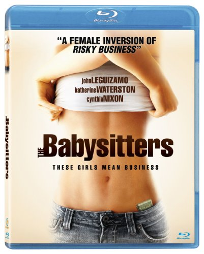The Babysitters [Blu-Ray] DVD