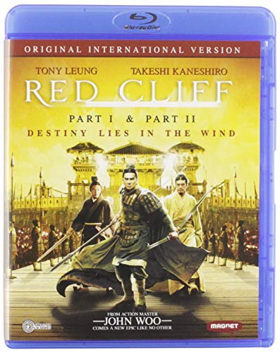 Red Cliff International Version - Part I & Part II [Blu-ray] DVD