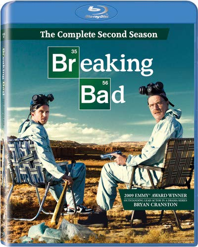 Breaking Bad: The Complete Second Season [Blu-ray] DVD