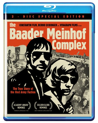 The Baader Meinhof Complex [Blu-ray] DVD