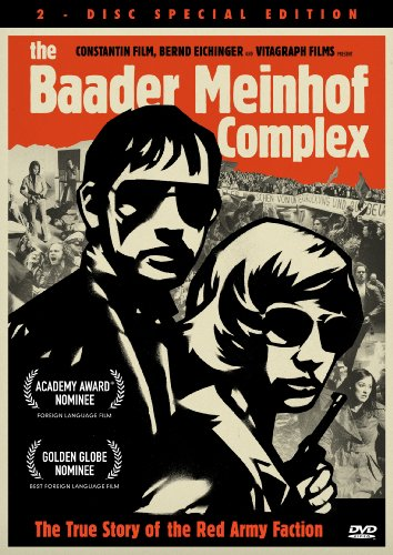 The Baader Meinhof Complex DVD