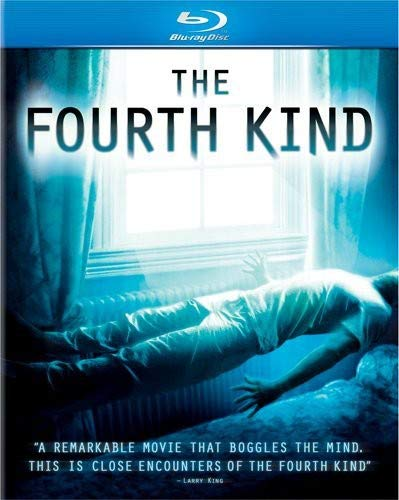 The Fourth Kind [Blu-ray] DVD