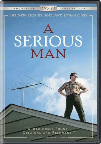 A Serious Man DVD