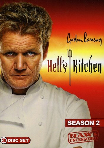 Hell's Kitchen: Season 2 DVD