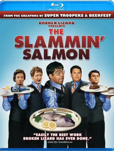 The Slammin' Salmon [Blu-ray] DVD