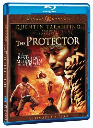 The Protector [Blu-ray] DVD