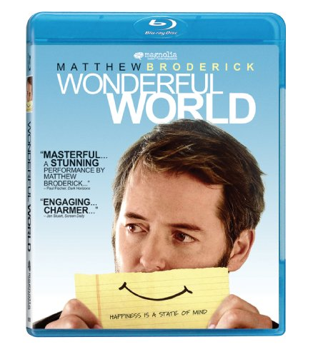 Wonderful World [Blu-ray] DVD