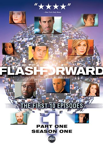 Flash Forward: Season One Pt.1 DVD