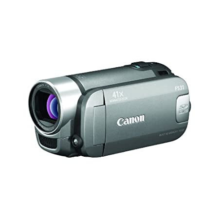 Canon Flash Memory Camcorder (fs31) With 16gb Internal Storage, 37x