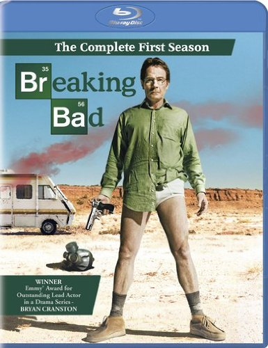 Breaking Bad: Complete First Season [Blu-ray] DVD