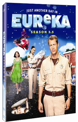 Eureka: Season 3.5 DVD