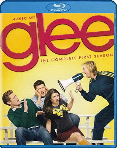Glee: The Complete First Season [Blu-ray] DVD