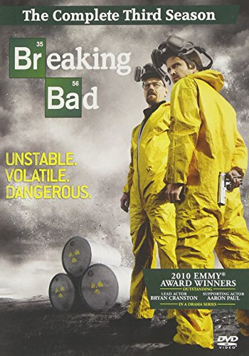 Breaking Bad: The Complete Third Season DVD