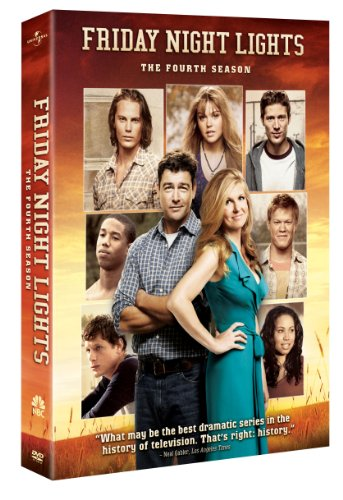 Friday Night Lights: The Fourth Season DVD