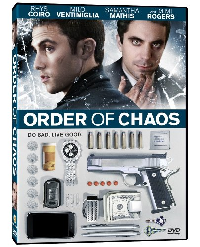 Order Of Chaos DVD
