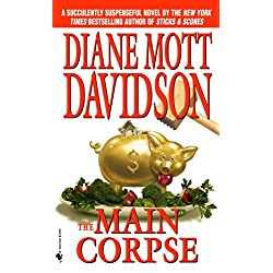 The Main Corpse (Goldy Schulz Book 6)