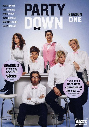 Party Down: Season 1 DVD
