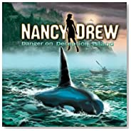 Nancy Drew: Danger on Deception Island (9th in series)