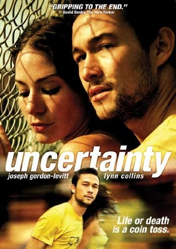Uncertainty DVD