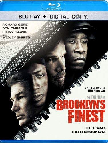 Brooklyn's Finest [Blu-ray] DVD