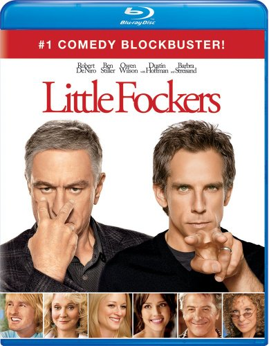 Little Fockers [Blu-ray] DVD