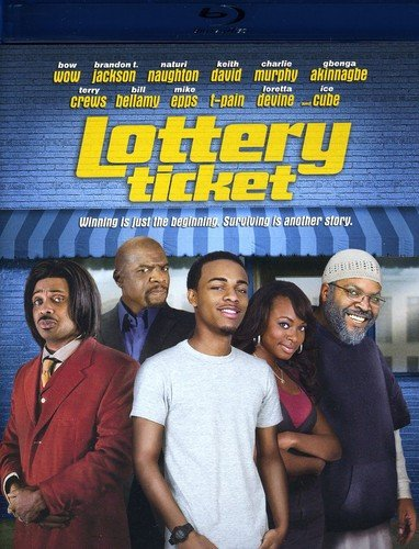 Lottery Ticket [Blu-ray] DVD