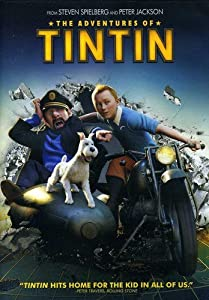 Friday Flick: The Adventures of Tintin