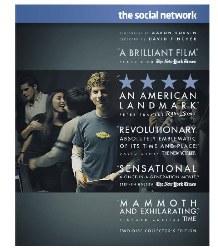 The Social Network [Blu-ray] DVD