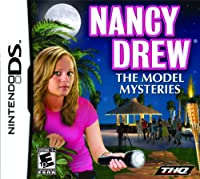 Nancy Drew: The Model Mysteries (Nintendo DS)