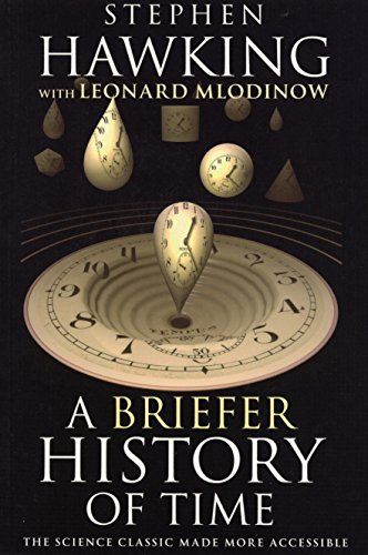 Hawking, Stephen and Mlodinow, Leonard A briefer history of time 4.0