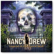 Nancy Drew: Legend of the Crystal Skill (17th in series)
