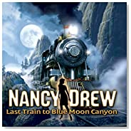 Nancy Drew: Last Train to Blue Moon Canyon (13th in series)