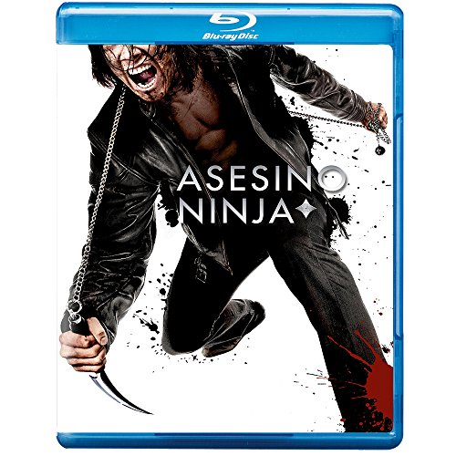 Ninja Assassin [Blu-ray] DVD