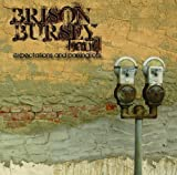 Brison Bursey Band: Expectations and Parking Lots