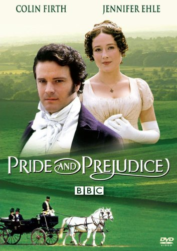 Pride and Prejudice, Colin Firth and Jennifer Ehle (which I learned recently is pronounced EEE-LEEE).