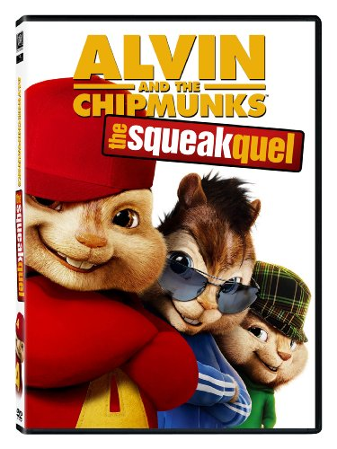 Alvin and the Chipmunks: The Squeakquel  DVD