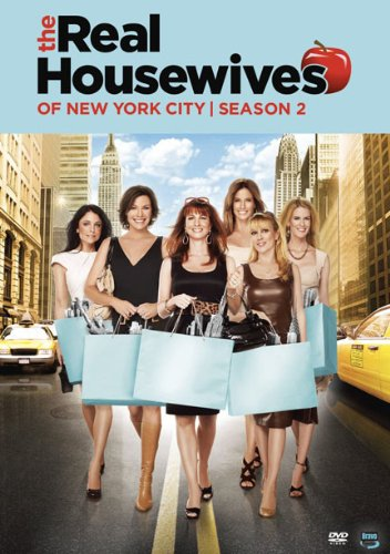 The Real Housewives of New York: Season Two DVD