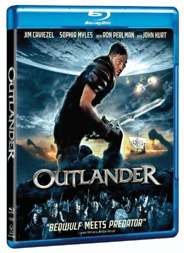 Outlander [Blu-ray] DVD