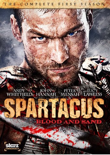 Spartacus: Blood and Sand - The Complete First Season DVD