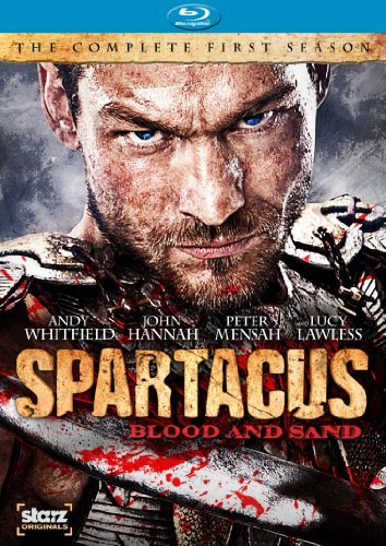 Spartacus: Blood and Sand - The Complete First Season [Blu-ray] DVD