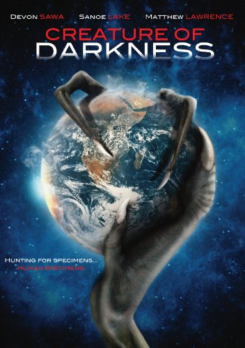 Creature of Darkness DVD