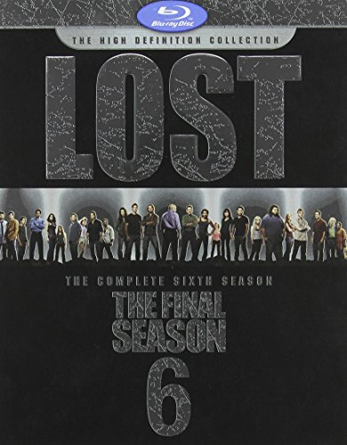 Lost: The Complete Sixth And Final Season [Blu-ray] DVD