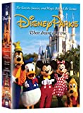 Disney Parks: The Secrets, Stories and Magic Behind the Scenes DVD cover art - click for larger view